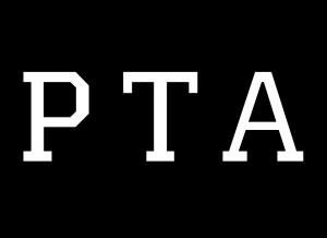 PTA Logo BW